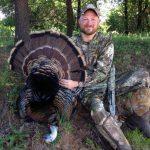 A successful turkey hunt
