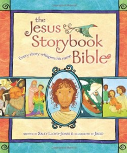 This book is the foundation of the Children's curriculum.